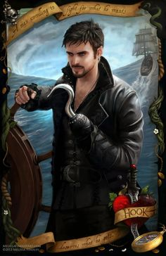 Captain Hook - Fan Art