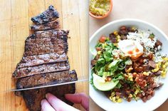 Making your own version of every meat on the Chipotle menu means unlimited, access to carnitas, steak, and barbacoa — which is GREAT. Here's How To Make All The Best Parts Of The Chipotle Menu Mexican Food Recipes, Beef Recipes, Dinner Recipes, Cooking Recipes, Ethnic Recipes, Mexican Dishes, Recipies, Smoker Recipes, Healthy Recipes