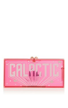 Galactic Penelope Clutch by CHARLOTTE OLYMPIA for Preorder on Moda Operandi