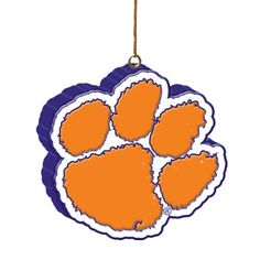 Clemson Tiger Christmas Ornaments | The Peahuff Times