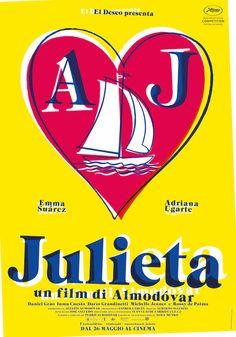 Foto da Julieta   Guarda tutte le foto e le immagini  del film diretto da Pedro Almodóvar con Emma Suarez, Adriana Ugarte, Inma Cuesta, Rossy De Palma