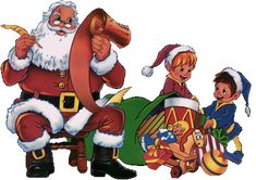 336 Best Animated Santa Images Christmas E Cards Christmas Time