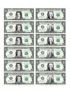 These are music bucks to be cut and used as you would like. by in music dollars and music bucks Play Money Template, Id Card Template, Classroom Management Strategies, Teacher Notebook, Teaching Math, 100 Dollar, Teacher Stuff, Classroom Decor, Music