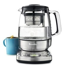 "Breville ""Infusion"" One-Touch Tea Maker 