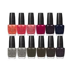 $67 OPI Touring America Collection