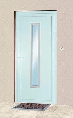 Kunststoff-Haustür »1«, BxH: 98x200 cm für 349,99€. Kunststoff-Haustür »1«, BxH…