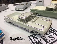 @realtruscale #scaleriders #modelcarculture #nnlwest2018 #modelcars Model Cars Kits, Kit Cars, Pedal Cars, Chevy Impala, Cover Model, Kustom, Hottest Models, Scale Models, Diecast