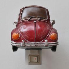 Clayre & Eef Nachtlampje VW Kever