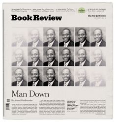BOOK REVIEW — Man Down