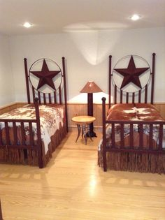 Twin Beds for sale and Hair on Hide Coverlets for sale