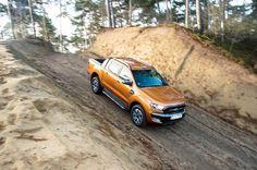 Pick-up truck review: 2016 Ford Ranger Wildtrak - John Calne - Birmingham Post
