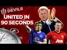 Manchester United News In 90 Seconds! | Quiet 1st week for Moyes? Rooney, Thiago + Ronaldo watch - YouTube