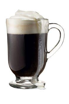 Irish coffee, anyone? Get a caffeinated jolt of energy from this classic Irish pick-me-up.