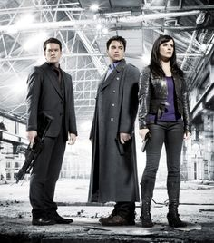 Love Torchwood!!  Dr. Who spinoff that I came across by chance.  Now I'm hooked and a huge fan.  :)