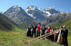 Alphorn  Graubunden