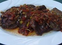 Hachis Parmentier en Argentijnse ribe eye steak recept