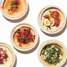It's Okay to Eat Hummus for Dinner