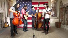 """The Avett Brothers Perform """"Morning Song"""""""