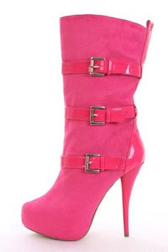 Love this Pink Boot!