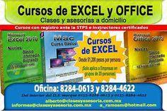Cursos de EXCEL a domicilio...  #Cursos, #Excel, #Domicilio