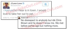 Chris Brown Is About To Be REAL UPSET . . . One Of Floyd Mayweather's BOXING HOMIES . . . Is TRYING To HOLLA At Karrueche!!