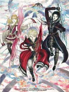 Final Fantasy Brave Exvius Mobile Game Coming to the West - http://www.entertainmentbuddha.com/final-fantasy-brave-exvius-mobile-game-coming-to-the-west/
