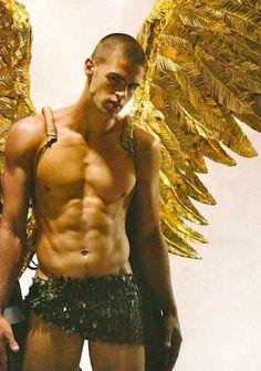Golden Angel (Chad White)