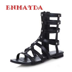 Find More Women's Sandals Information about Summer Newest Fashion Gladiator Zip Square Heel Novelty Narrow Band Low Heels Sandals Big Size 34 42 Women Shoes Sandal Boots,High Quality sandals free,China boots pantyhose Suppliers, Cheap sandals package from ENMAYER CO., LIMITED ( Made In China ) on Aliexpress.com