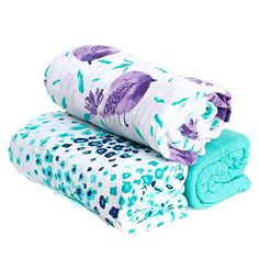 Hold Me CloseTM Muslin Gauze Extra Large Swaddle Blanket…