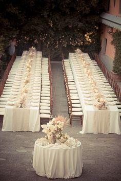 Photography: David Bastianoni - davidbastianoni.com  Read More: http://www.stylemepretty.com/destination-weddings/2015/06/18/romantic-jewish-terrace-wedding-in-tuscany/