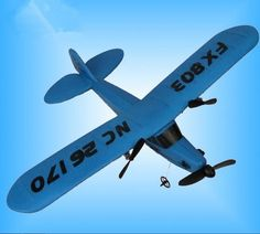 RC Plane Electric 2 CH Foam outdoor Remote Control RC Plane 150m Distance Toys For Kids Children Gift