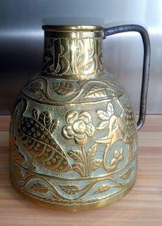 Oriental, Bottle Art, Islamic Art, Decoupage, Ottoman, Home Decor, Bottles, Handmade Crafts, Frames