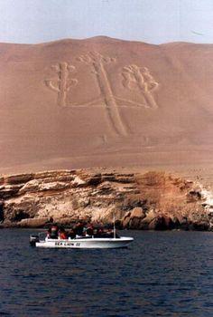 Nazca Lines, Ballestas Islands, Peru