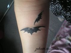Bat Tattoo Flash | Nightmare Before Christmas Bats Tattoo
