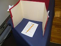 Simple polling booth