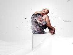 PSD VAULT  Photoshop Tutorials, Digital Art Tutorials and Showcase