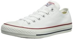 Converse AS Ox Can M7652 - Zapatillas de lona unisex, color blanco
