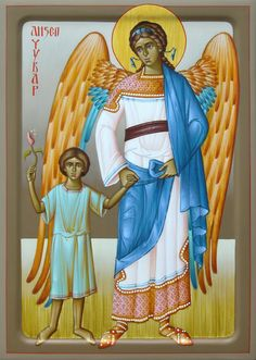 A guardian angel is an angel that is assigned to protect and guide a particular person, group, kingdom, or country. Belief in guardian angels can be traced thro