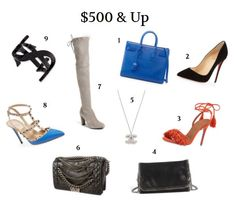 $500 and Up Reality TV Holiday 2015 Gift Guide DETAILS:http://www.bigblondehair.com/real-housewives/rhoc/2015-reality-tv-holiday-gift-guide/ Hanukkah Real Housewives, Ladies of London, Chanel, Valentino, Aquazzura, Stuart Weitzman, Saint Laurent