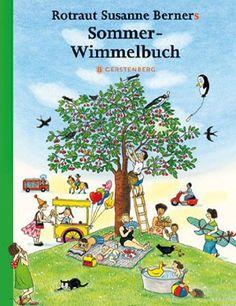 """Libri """"cerca e trova"""", """"aguzza la vista"""" e Wimmelbuch per sviluppare la capacità di osservazione dei bambini - Sommer-Wimmelbuch"""