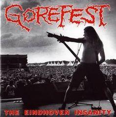 Gorefest - Dutch death metal band