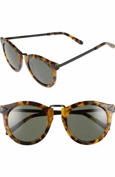 24e6302b10a Free shipping and returns on Karen Walker  Number One  50mm Sunglasses at  Nordstrom.