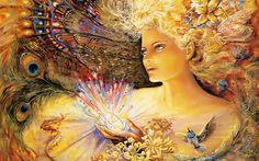 The Fairy in the Meadow by RJ Schwartz