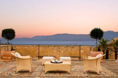 Cap Rocat, winner of the Fodor's 100 Hotel Awards for the Luxurious Retreat category #travel
