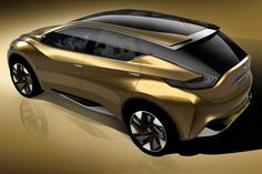 2015 Nissan Murano - release date,photos,redesign (this was the concept for the 2015 model year).