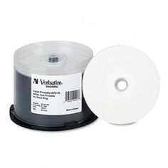 Introducing Verbatim DVDR Recordable Disc DISCDVDR16XPR50PK Pack of3. Great product and follow us for more updates!