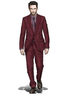 Fashion Illustration Tutorial, Fashion Illustration Collage, Fashion Illustration Dresses, Man Illustration, Illustrations, Fashion Design Drawings, Fashion Sketches, Boy Fashion, Mens Fashion
