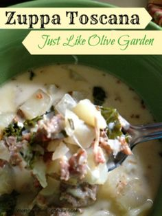 Made this today and it tasted just like Olive Garden!