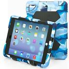 Shockproof Rugged Hard Case W/Drop&Kids Proof Cover Stand For Apple iPad 2 3 4