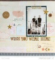 A Project by gluestickgirl from our Scrapbooking Gallery originally submitted 05/15/13 at 09:56 PM